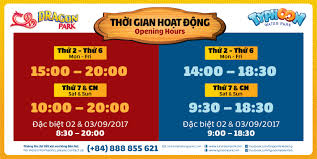 Plan 888 15 by Opening Hours Dragon Park