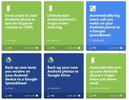 ifttt android a beginner s guide to ifttt on android greenbot