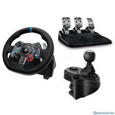 siege volant pc volant ps4 accessoires 2ememain be