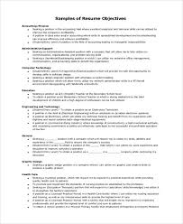 resume objectives exles general resume objective exles gentileforda