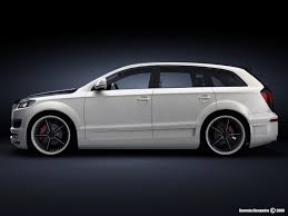 audi q7 tuning view of audi q7 photos features and tuning bestautophoto com