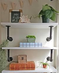 Desk Shelving Ideas Diy Industrial Shelves Hometalk