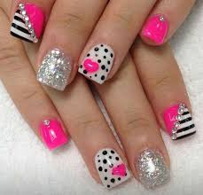 36 cute nail art designs for valentine u0027s day u2013 sortra