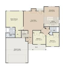 home floor plans north carolina the high point dunn north carolina home builder hartnett