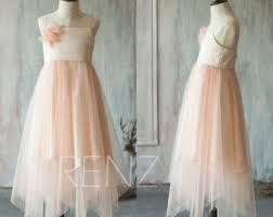 blush junior bridesmaid dresses jr bridesmaid dress etsy