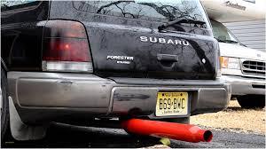 subaru truck best of straight pipe exhaust for trucks u2013 mini truck japan
