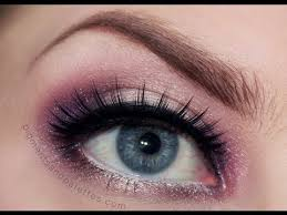 valentine s day makeup tutorial pink and purple sweetheart makeup