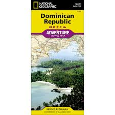 Washington Monuments Map by Belize Adventure Map National Geographic Store