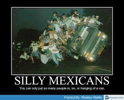 Mexican Racist Memes - mexican name puns