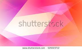 Red Colors Abstract Background Squares Red Colors Stock Illustration