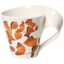 cups and mugs from villeroy u0026 boch pure drinking pleasure