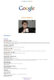 Google Jobs Resume by Rustock Botnet Suspect Sought Job At Google U2014 Krebs On Security
