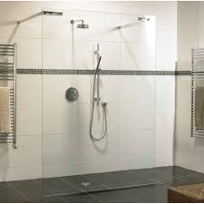 epic bathroom designs with open shower ideas pennyroach bathroom open shower design idea with glass frame wall and white tile