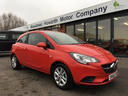 opel corsa interior 2016 2016 66 vauxhall corsa 1 4 design 3 door manual woodman howarth
