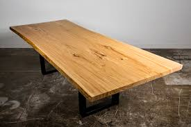Live Edge Conference Table City Trees Furniture For Sale