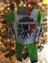 pj masks toys games pajamas