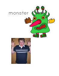 monster learning images reverse search
