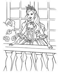 princess coloring pages barbie princess coloring pages