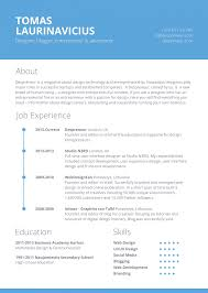 Creative Resume Templates Word 100 Modern Resumes Templates Modern Resume Template With