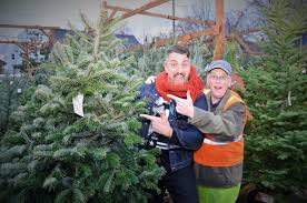 sasg christmas tree sale turns 26 capitol hill times