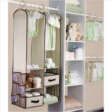 furniture soft color hanging clothes organizer marvelous hanging