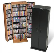 Vhs Storage Cabinet Allegro Cd Dvd Vhs Storage Cabinet With Glass Doors Http