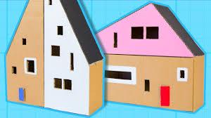 diy desk organiser 1 cardboard house diy craft ideas for kids