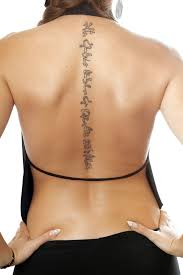 Tattoos For Middle Of Back 10 Back Ideas For