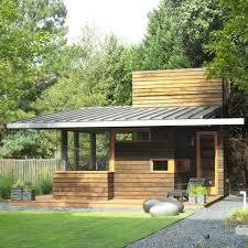 Small House Backyard A Backyard Writing Studio Dencity Design Small House Bliss