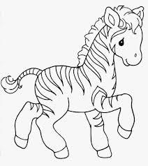 impressive zebra coloring coloring 2958 unknown