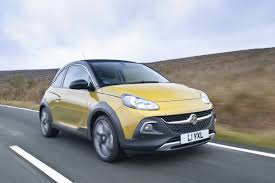 vauxhall adam vauxhall adam rocks air review and pictures evo