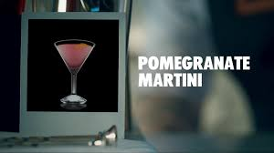 pomegranate martini pomegranate martini drink recipe how to mix youtube
