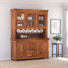 rustic kitchen cabinets with glass doors naperville rustic solid wood glass door dining room kitchen hutch