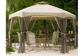 gazebo mosquito netting insect mosquito netting for kmart harbor gazebo the