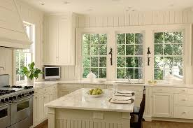 lately aspen beadboard kitchen display traditional kitchen other