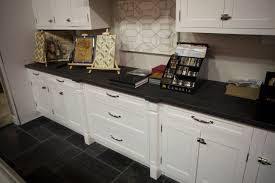 Slate Kitchen Floor by Kitchen Magnificent Kitchen Decoration Using Black Limestone Tile