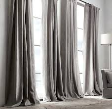 grey panel curtains get quotations a lush decor window curtain