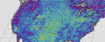 University Of Arizona Map by News Tiny U S Region Is Methane U0027hot Spot U0027 Nasa Finds