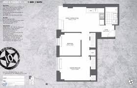 Metropolitan Condo Floor Plan 303 Tenth Avenue 10g In West Chelsea Manhattan Streeteasy