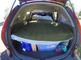 jeep tent inside how to turn your suv into a camper