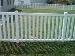 barrette vinyl picket fence peiranos fences durable vinyl