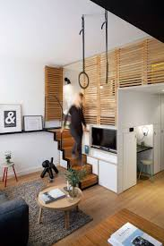 Home Loft Office Compact Home Office That Was Built From Small Loft Space U2013 Zoku