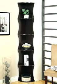 Narrow Black Bookcase Narrow Black Bookcase Plnr Me