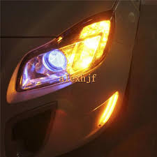 opel yellow daytime running light drl picture more detailed picture about