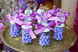 purple baby shower ideas purple baby shower party ideas gold baby showers party candy