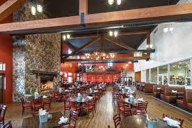 affordable restaurant décor with beams interior design photos