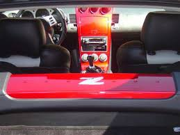 350z Custom Interior Center Console Painted Nissan 350z Forum Nissan 370z Tech Forums