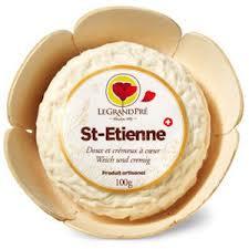 cuisine etienne le grand pré st etienne cheese white mould cheese