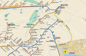 Myc Subway Map by Nyc Subway Map Displays Airtrain Jfk Sets Precedent For Including