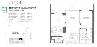 Echo Brickell Floor Plans Rise At Brickell City Centre Lux Life Miami Blog